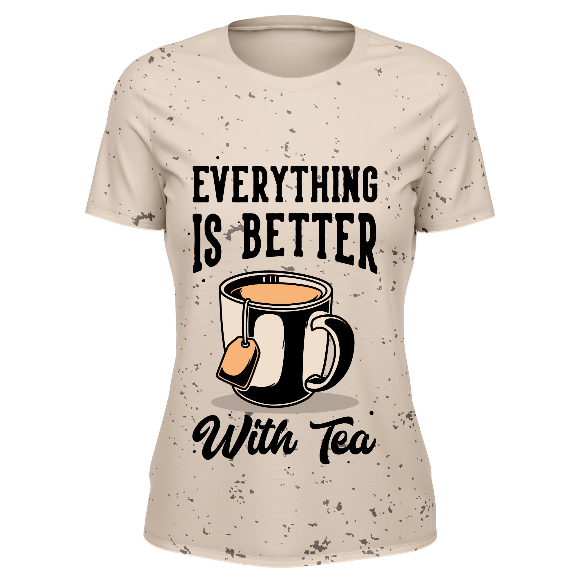 Food Woman T-Shirt
